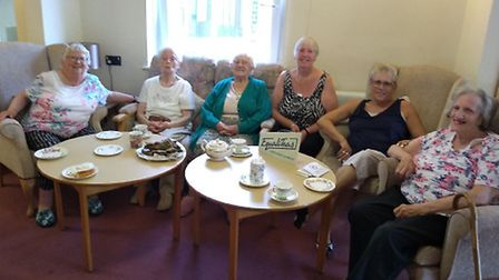 EqualiTea at Cumberland Towers in Ipswich. Picture: Women's Voices, Women's Votes