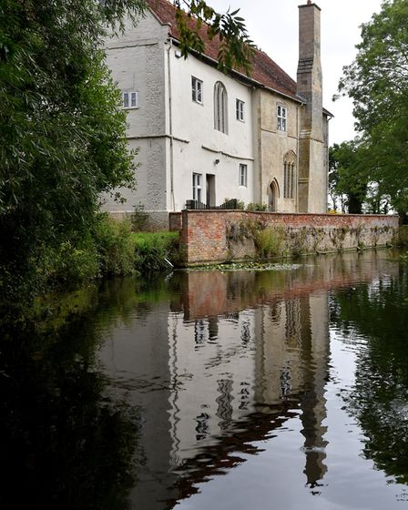 St Peter's Hall, South Elmham, home to St Peter's Brewery.Picture: Nick Butcher