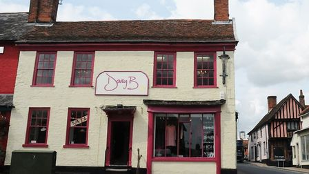 Darcy B boutique, Woodbridge is going to have a James Lakeland concession