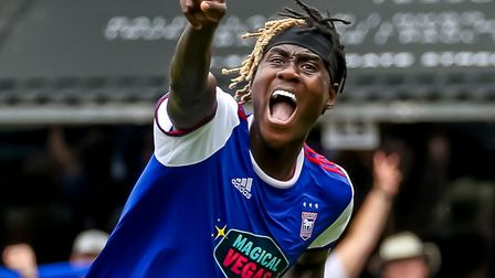 Trevoh Chalobah could drop into defence in the absence of Toto Nsiala. Photo: Steve Waller