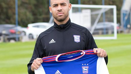 Winger Jordan Graham could make his second Ipswich Town debut in the East Anglian derby after arrivi