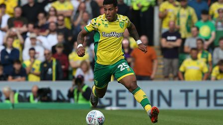 Onel Hernandez has been Norwich City's key man so far this season. Photo: Focus Images