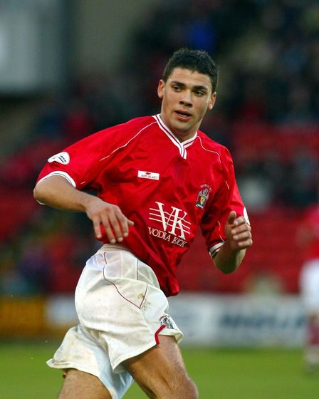 Walters had a loan spell at Barnsley in 2003/04. Picture: PA