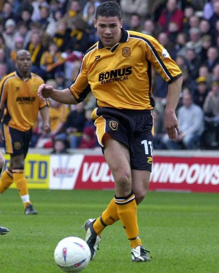 Jon Walters during his time at Hull. Picture: PA
