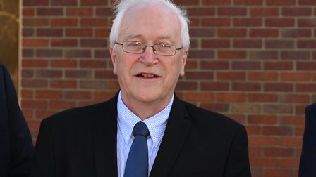 Suffolk Coastal District Council's cabinet member for planning Tony Fryatt made the comments at a pa