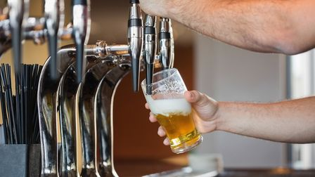 Do you know how much alcohol is a safe level to drink? Picture: GETTY IMAGES/WAVEBREAK MEDIA
