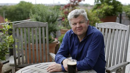 Adrian Chiles highlighted the issue of people who drink too much in Drinkers Like Me. Picture: (C)