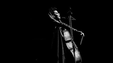 Cellist Ayanna Witter Johnson who is unveiling new work at Snape's Festival of New Photo: Ayanna Wit