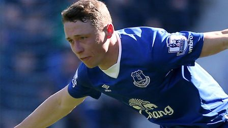 Ipswich Town are working on a deal to sign Matthew Pennington on loan from Everton before the deadli