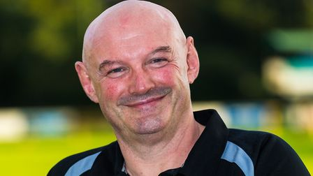 Bury's Director of Rugby, Jon Curry