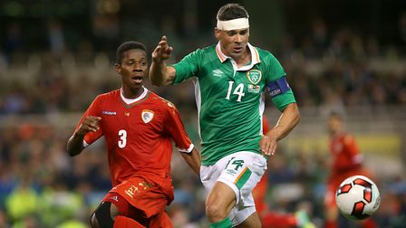 Jon Walters has been capped 53 times by the Republic of Ireland. Photo: PA
