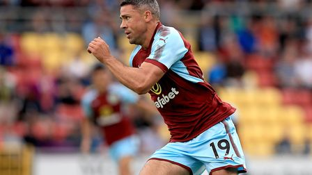 Jon Walters joined Burnley for �3m last summer but knee problems limited him to just five club appea