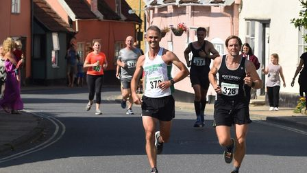 """Race director Elspeth has described the event as """"hugely important"""" Picture: PHILIP DONLAN"""