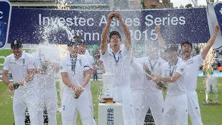 Alastair Cook is England's all-time leading run scorer. Picture: PA SPORT