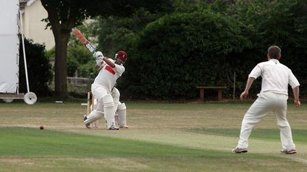 Ziaf Kulasi, who led Worlington to victory with a knock of 77 in the win over Coggeshall, which wrap