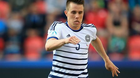 Jonas Knudsen recently earned a recall to the Denmark squad and featured in the World Cup this summe