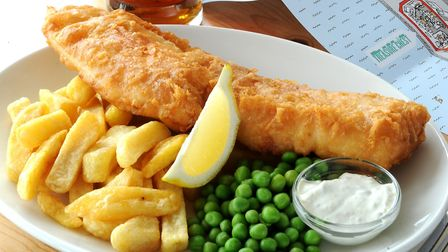 Fish and chip restaurants could be impacted by potato and pea price rises PICTURE ANDY ABBOTT