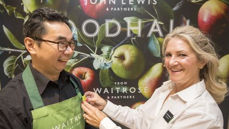 Today John Lewis and Waitrose, the two businesses run by the John Lewis Partnership, unveiled their