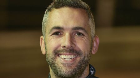 Scott Nicholls, injured riding for the Witches