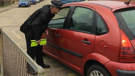 Is school parking a problem where you live? Picture: ESSEX POLICE