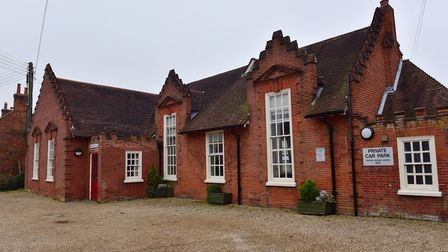The Burness Parish Rooms in Melton Picture: SARAH LUCY BROWN