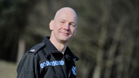 Jon Dodman, Head of Special Operations for Suffolk and Norfolk. Picture: SARAH LUCY BROWN