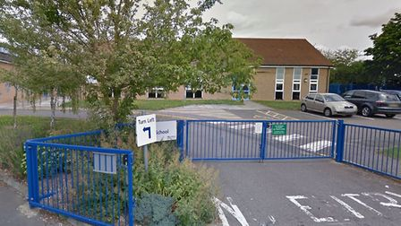 Hillside Special School in Sudbury, for children with severe (SLD) and profound and multiple learnin