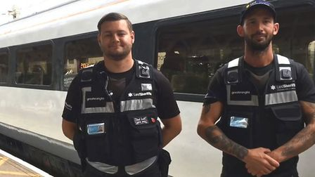 Train operator Greater Anglia is bringing in extra Land Sheriffs to further improve safety and secur