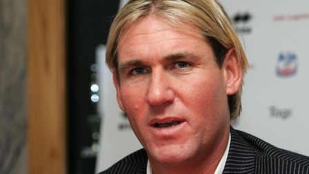 Former Crystal Palace chairman Simon Jordan had his say on Ipswich Town earlier today. Photo: PA