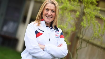 World Transplant Games champion Michelle Mitchell is speaking out to encourage organ donation Pictur