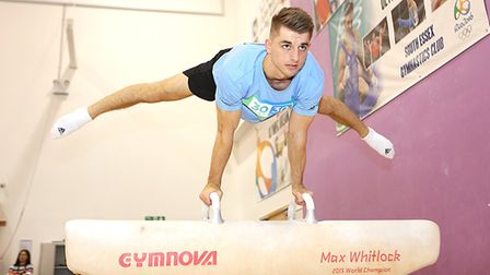 Olympic hero Max Whitlock is calling on Essex residents to nominate their local sporting heroes for