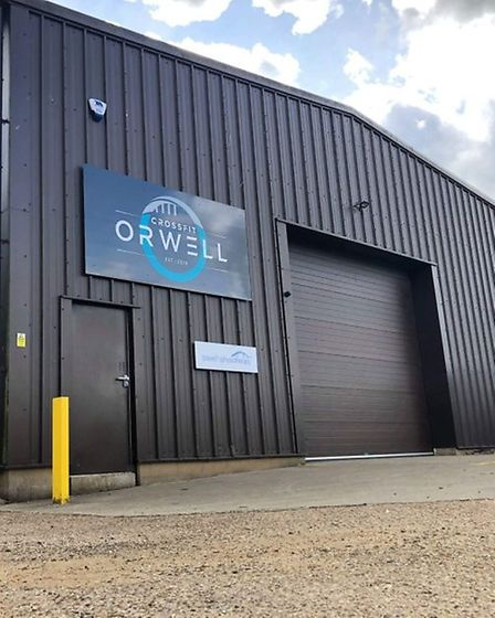New gym Crossfit Orwell opening soon Picture: KIRSTY TURNER