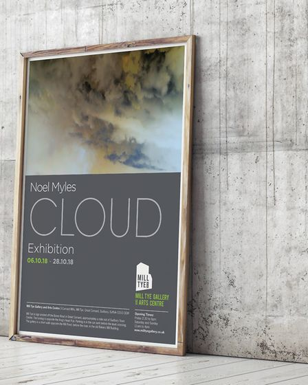 Noel Myles' exhibition at Mill Tye Gallery in Great Cornard launches on October 6