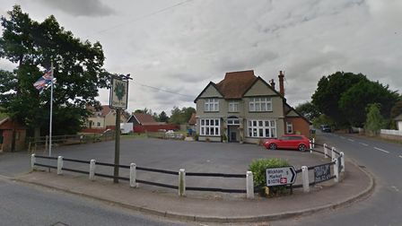 The Green Man pub in Tunstall is currently empty Picture: GOOGLE MAPS