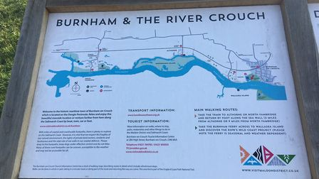 Burnham-on-Crouch has been the home of a parkrun for over a year