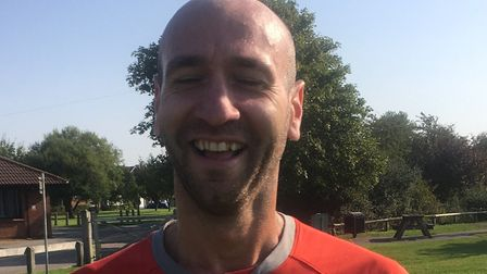 Paul Turner, who finished first at last Saturday's Burham-on-Crouch parkrun.