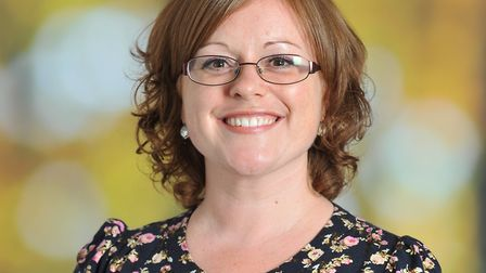 Karen Hinton, head of student recruitment at the University of Suffolk said the first year of degree
