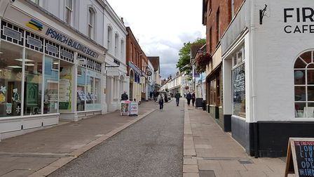 Which shop is which? Picture: RACHEL EDGE