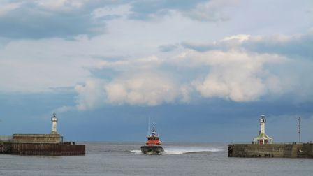 The port of Lowestoft will only suffer minor impact from the work, Suffolk County Council said Pictu