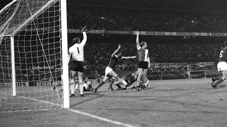 On this day in 1975, Town won 2-1 at Feyenoord