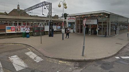 Colchester railway station Picture: GOOGLE