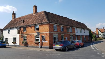 The Angel, Stoke by Nayland
