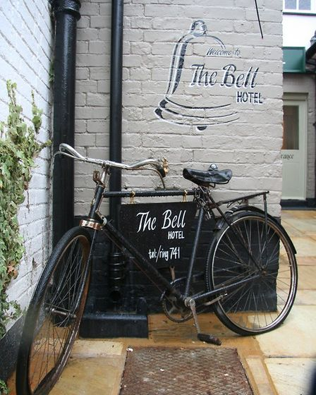 The Bell Hotel, in Clare Picture: GREENE KING