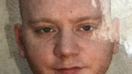 David Elsom, 32, from Ipswich Picture: SUFFOLK POLICE