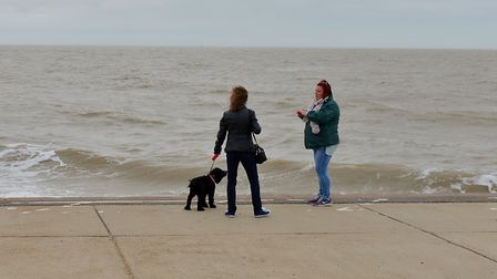 Strong winds are set to hit Suffolk and Essex this morning Picture: SIMON PARKER