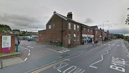 Police were called to the Co-op store in Mersea Road, Colchester, after receiving reports that someo
