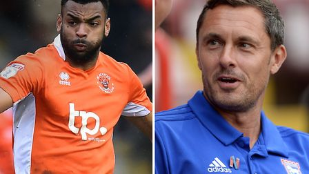 Ipswich Town are still working on a deal for Curtis Tilt of Blackpool. Picture: BLACKPOOL GAZETTE/PA