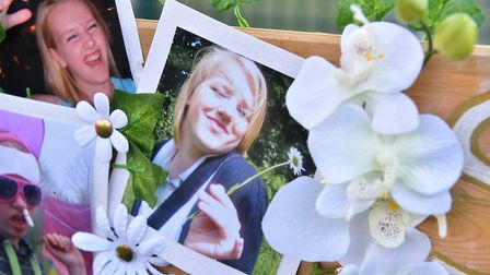 A family fun day was held at Whitton Sports Centre in memory of Sian-Grace Ryan Picture: NICK BUTCHE