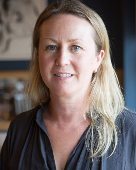 Jemima Withey, co-owner of the Turks Head, in Hasketon Picture: CHERRY BEESLEY SIMPLY C PHOTOGRAPHY
