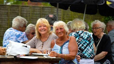 Meet up Mondays at the Norman Warrior in Lowestoft Picture: SIMON WEBSTER
